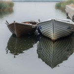 boats on Muhu Island in Estonia - www.ExplorationVacation.net