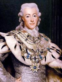 Swedish King Gustav III