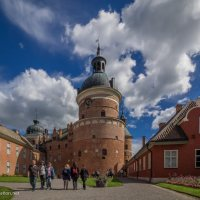 Face to face with the past at Sweden's Gripsholm Castle