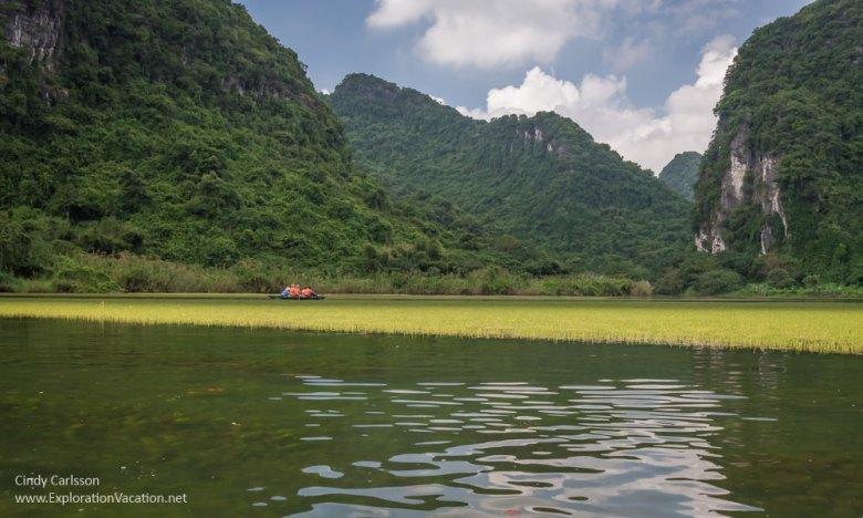 Trang An Vietnam - www.ExplorationVacation.net