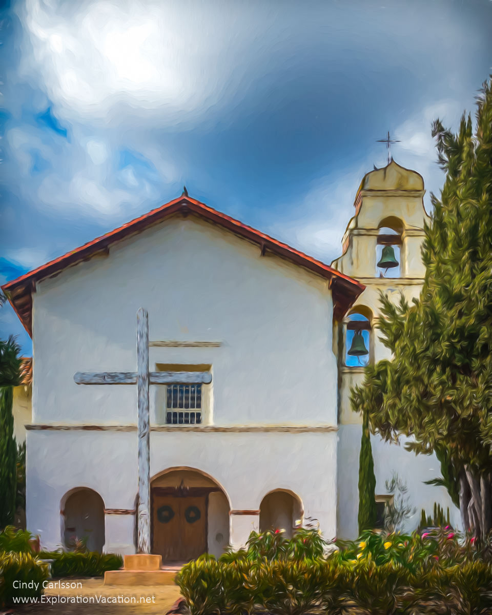 The Past Is Present At Mission San Juan Bautista On California Trail