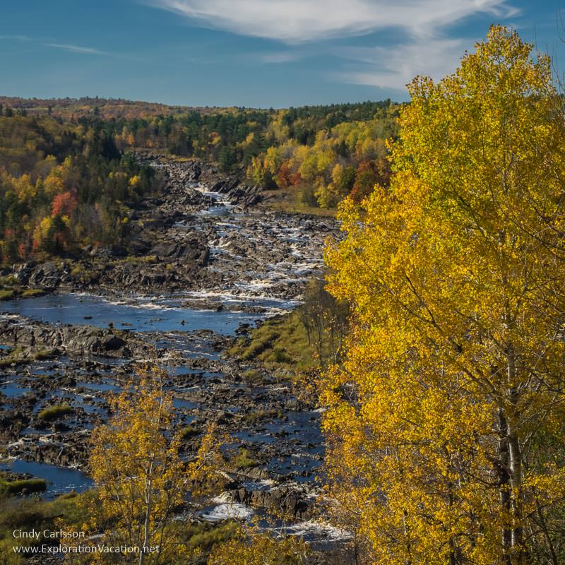 Fall in love with Minnesota's Jay Cooke State Park