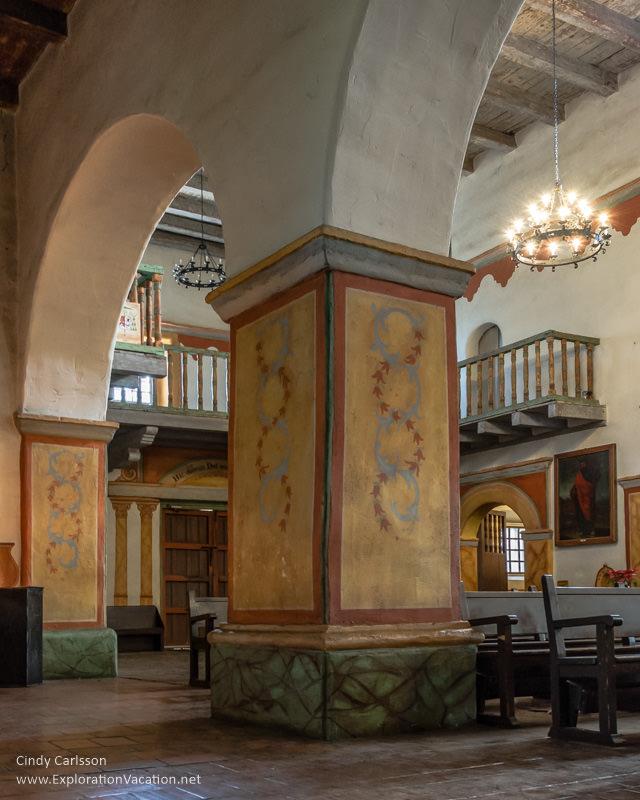 Mission San Juan Bautista California - www.ExplorationVacation.net