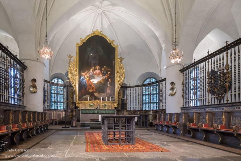 St Nicolai Church Nyköping Sweden - www.ExplorationVacation.net