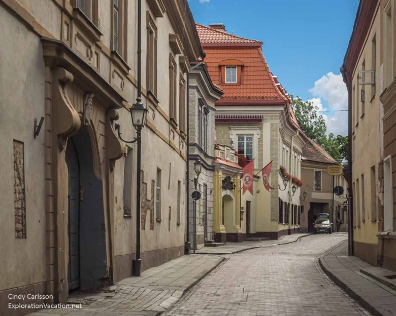 Vilnius Lithuania - www.ExplorationVacation.net