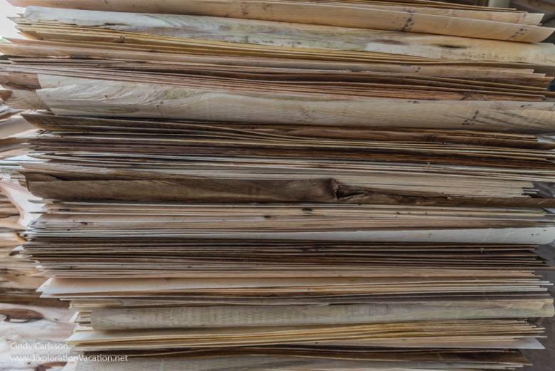 Plywood factory Northern Vietnam road trip - ExplorationVacation