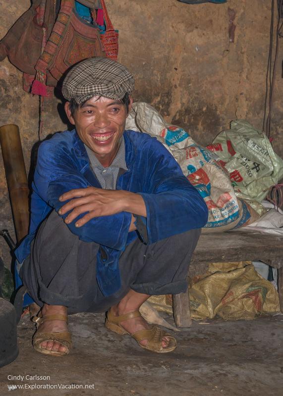 Bao Phu Flower Hmong village Northern Vietnam road trip - ExplorationVacation
