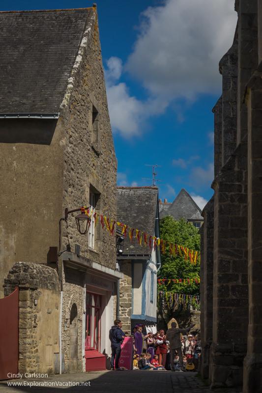 2017 Guerande Medieval Festival France - www.ExplorationVacation.net