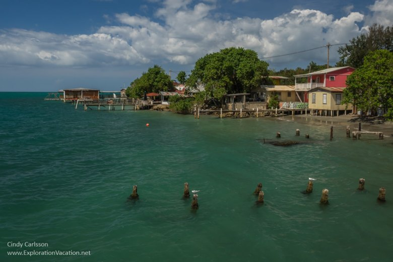 West coast fishing village in Puerto Rico - www.ExplorationVacation.net