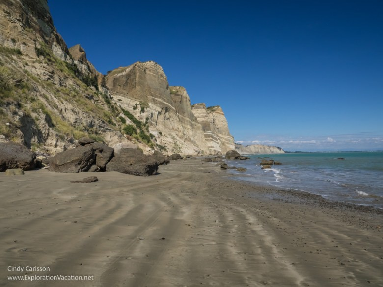 Cape Kidnappers Hawkes Bay New Zealand - www.explorationvacation.net