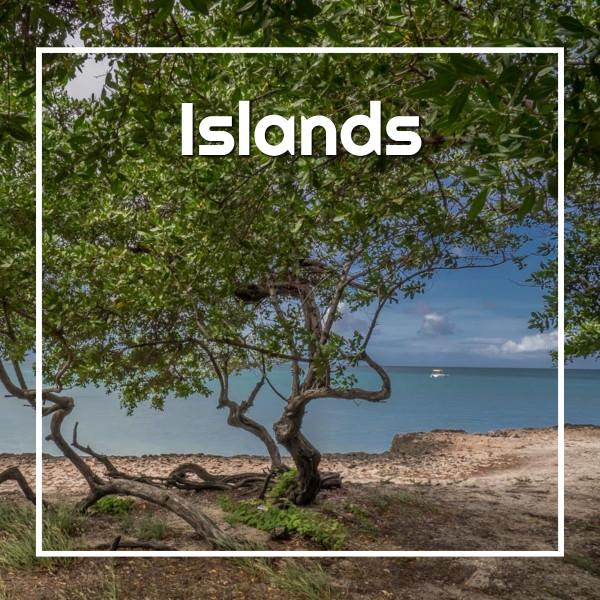 Exploring Tropical Islands - ExplorationVacation