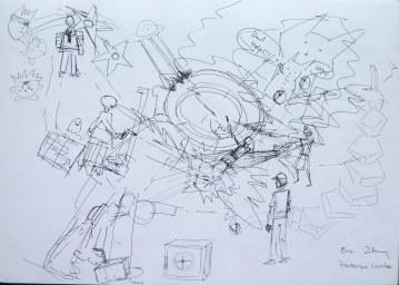 sketch battle 1 - exploration