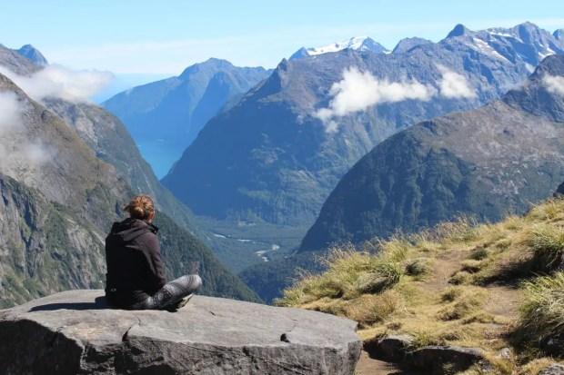 Wanderwege Neuseeland Gertrude Saddle