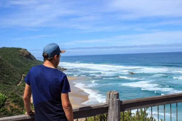 Great Ocean Road Route Victoria
