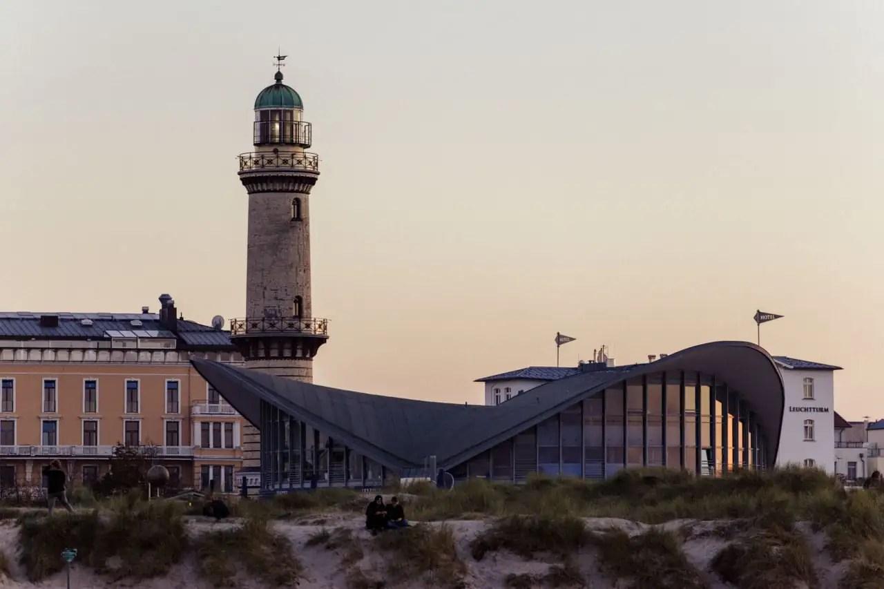 Sehenswürdigkeiten Rostock Warnemünde Leuchtturm