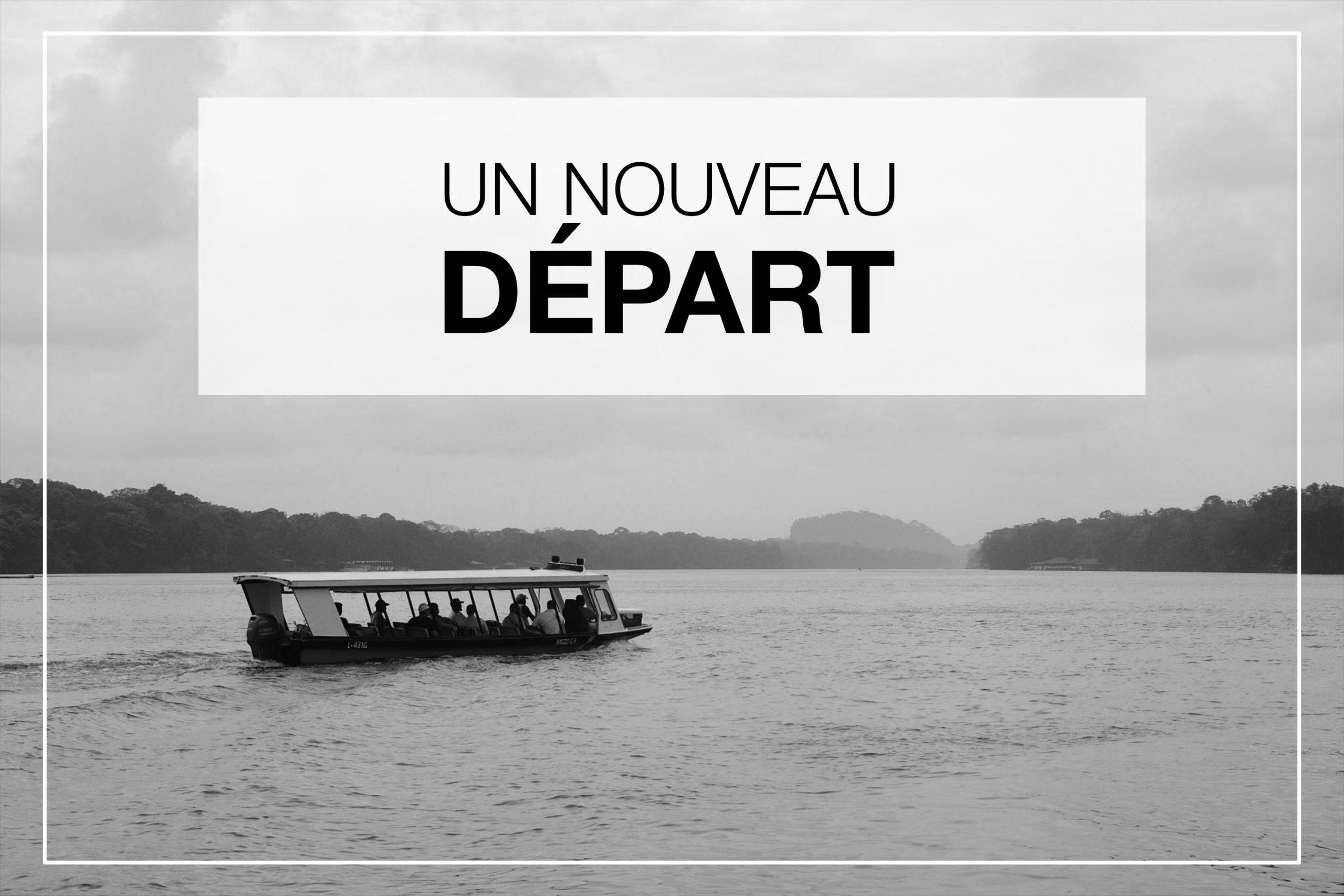 Cover Article - Un nouveau départ