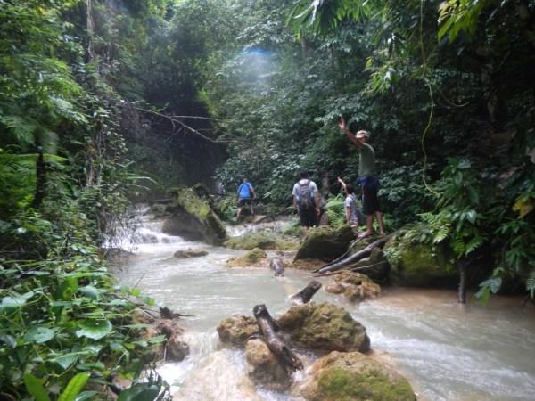 Luang Prabang Waterfall Hillside Resort Adventure Tour