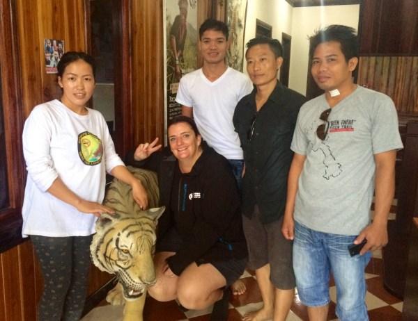 Adventure Tour Luang Prabang Team