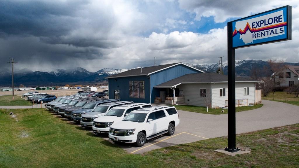 Independent Car Rental Agency Bozeman