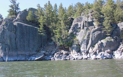 Canyon Ferry Fishing Report