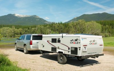 Chalet Trailboss – My first Experience With a Trailer Camper