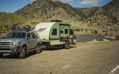 Camping in Moose Creek Campground