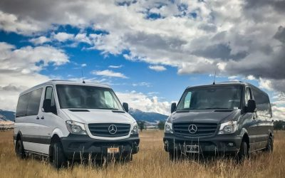 Beast ll, 4×4 Sprinter Rental in Bozeman