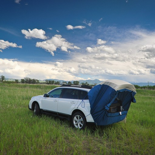 Rental Subaru Camper