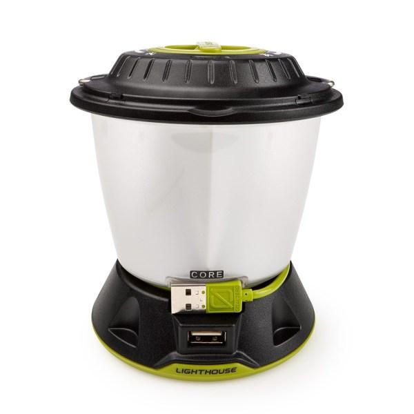 Goal zero Lighhouse Core Lantern and USB Power Hub Rental Bozeman