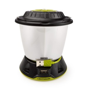 Goal zero Lighhouse Core Lantern and USB Power Hub Rental Bozeman