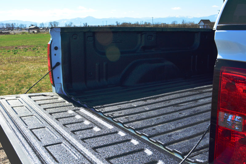 Truck camper rental in Bozeman