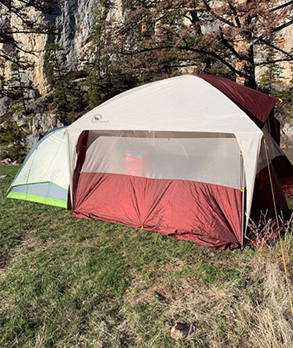 smith river camping gear