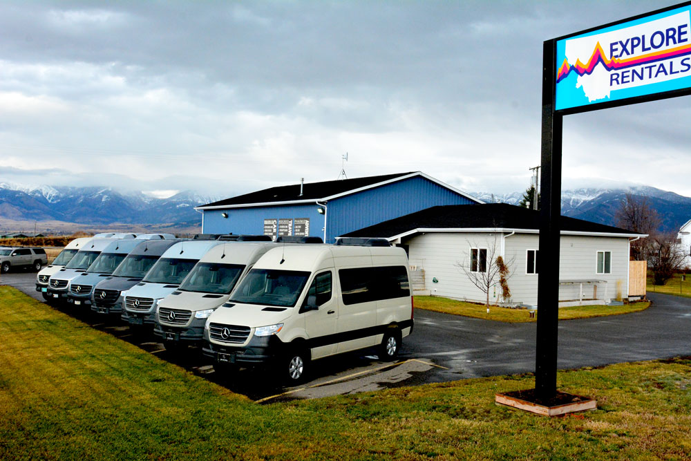 Bozeman Rental Cars