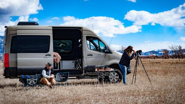 Campervan Rentals in Bozeman, MT