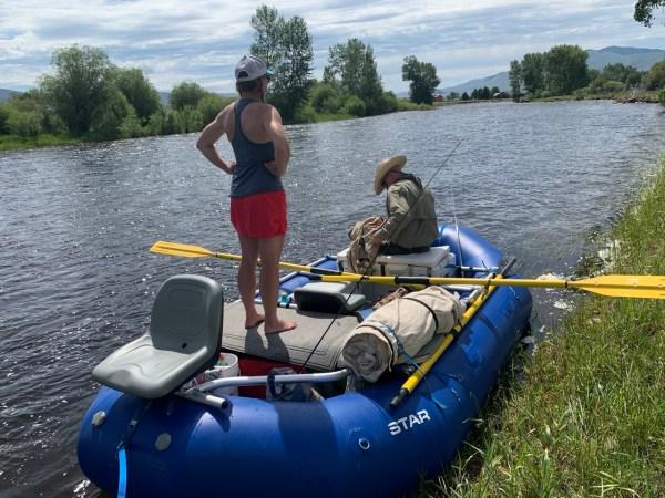 Raft Rental in Bozeman