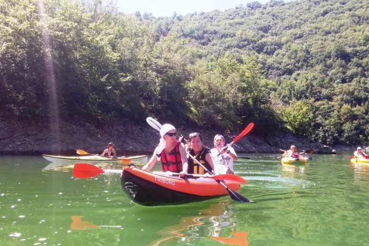 Kayak Uvac