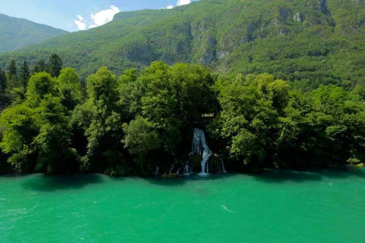 vodopad Vrelo, Tara
