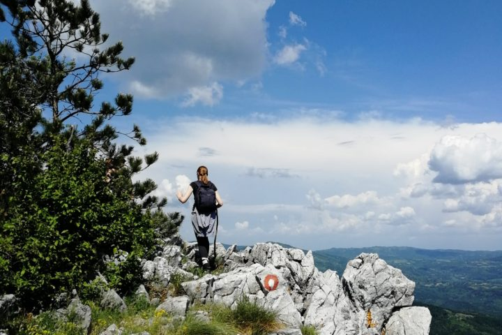 Homolje hiking