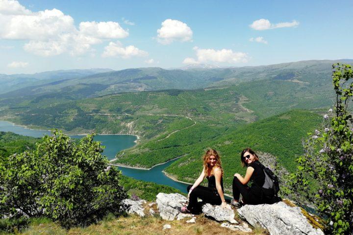 Kozji Kamen, Zavojsko Lake