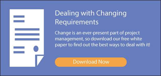Dealing with Changing Requirements