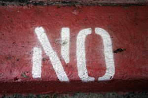 How to say no and not get fired