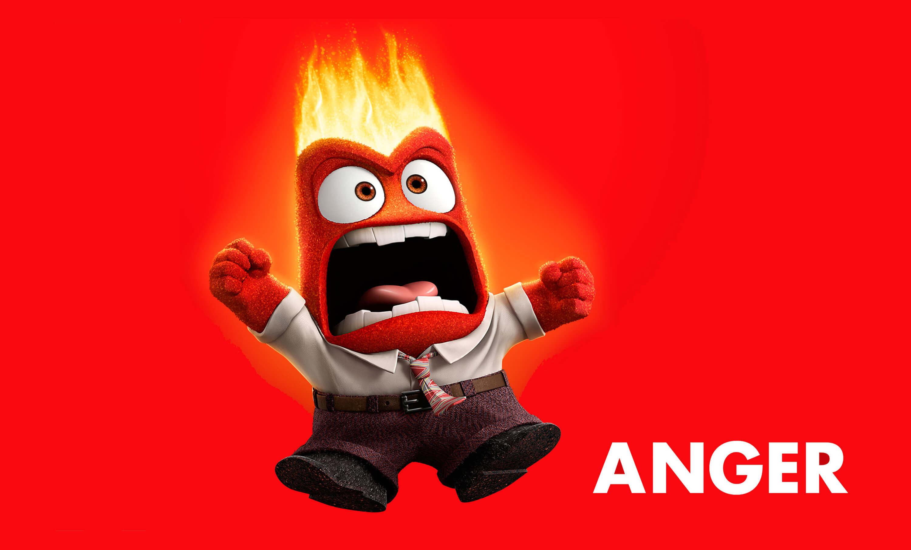 Inside Out in the Office - Anger