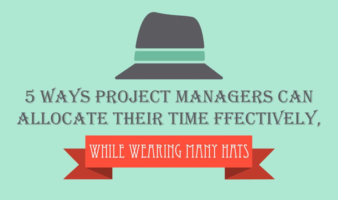 project managers and time allocation
