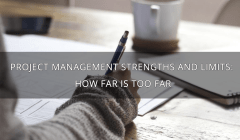 how to utilize project management strengths