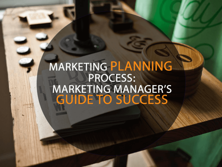 guide to marketing planning process