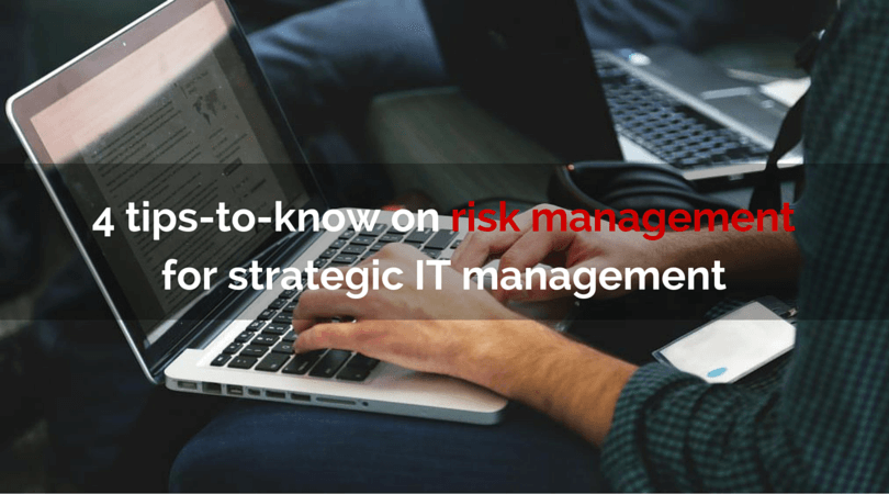 IT risk management tips
