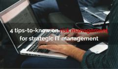 IT risk management tips