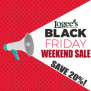 Logees Black Friday Weekend Sale Logee S