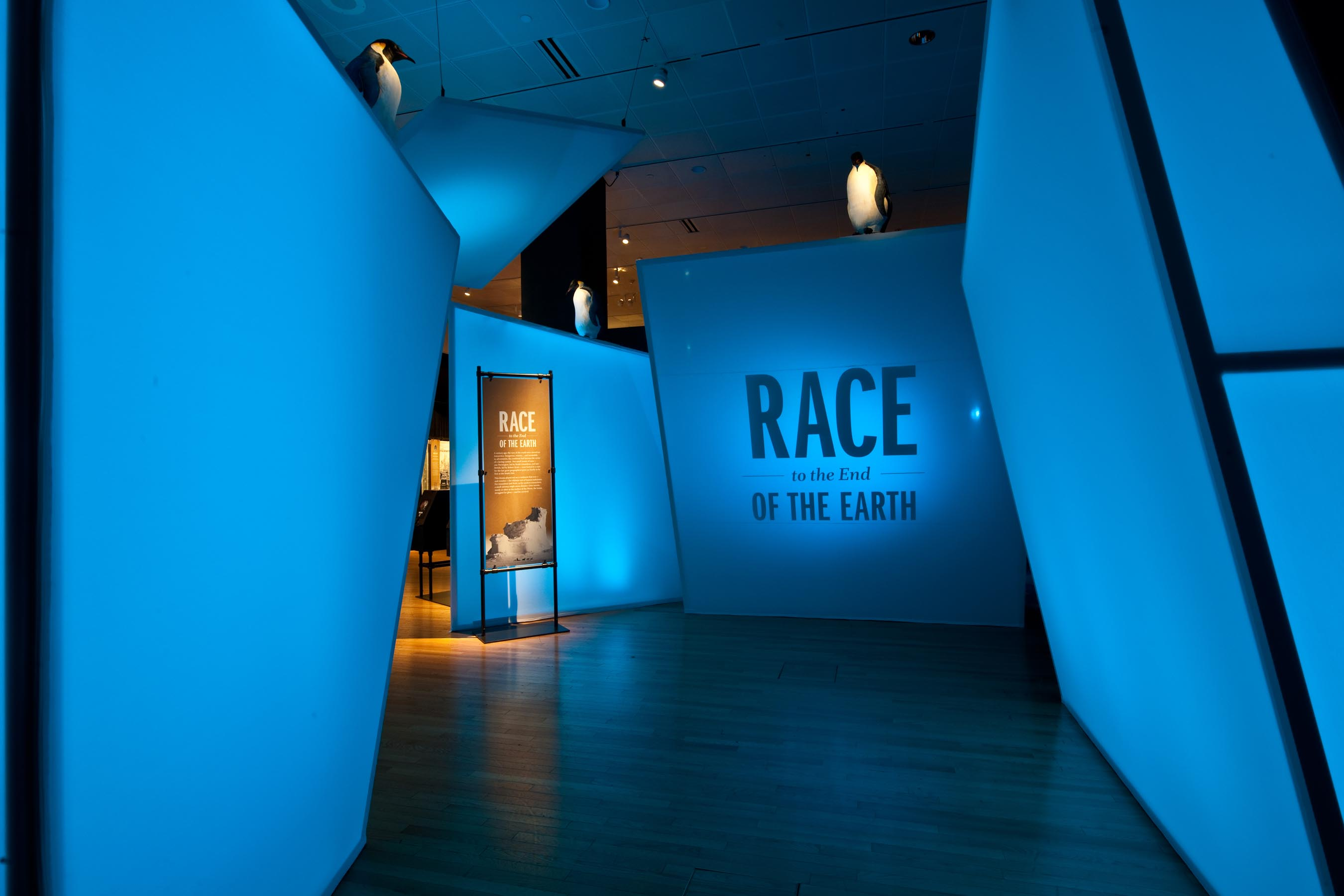Exhibition Information  Race to the End of the Earth