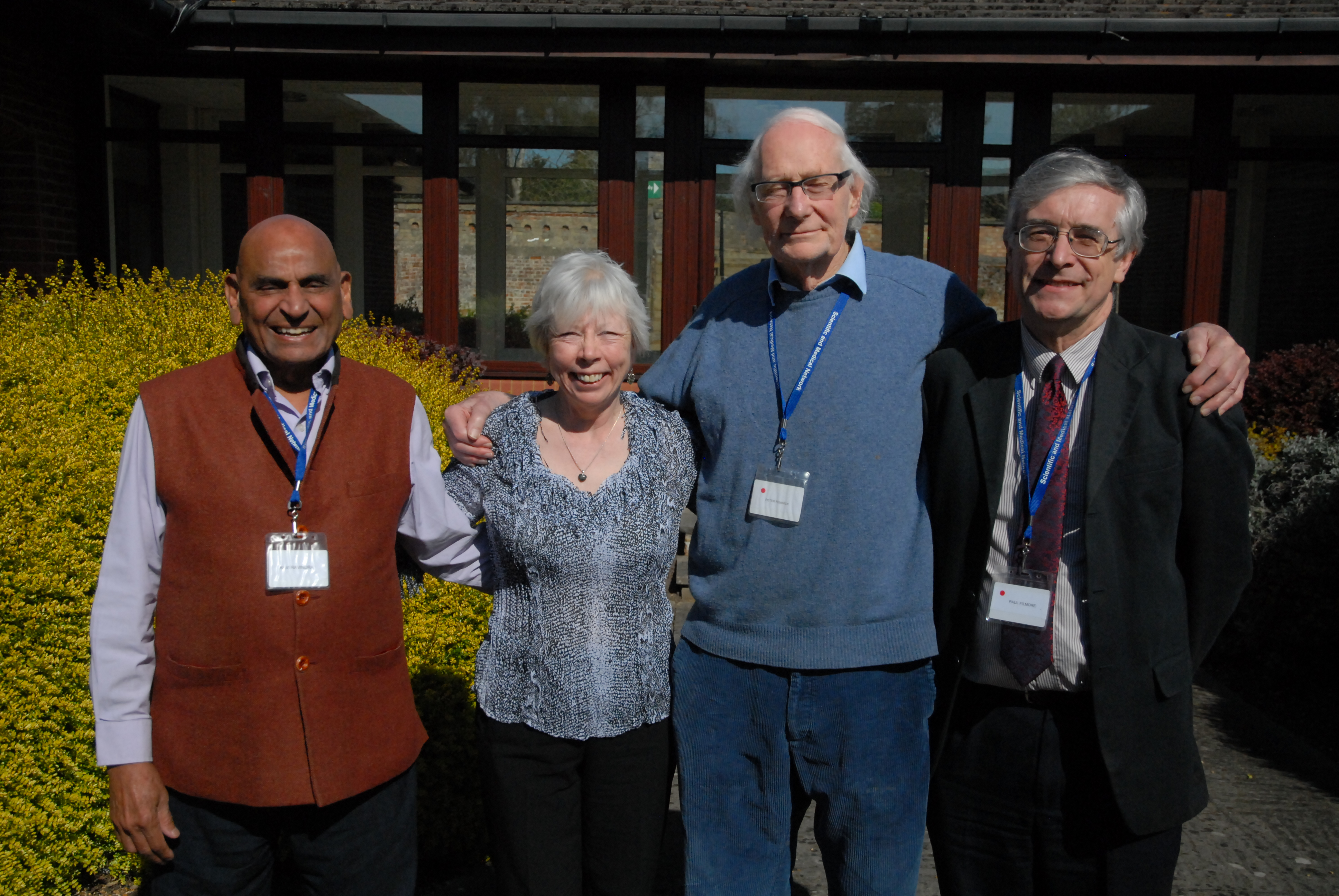 Mystics and Scientists 40: Ravi Ravindra, Jude Currivan, Peter Fenwick, Paul Filmore